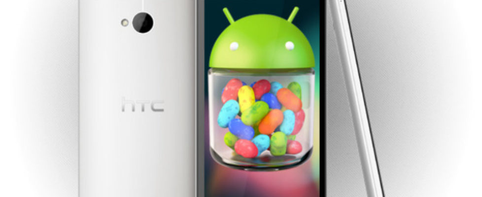 HTC one android update