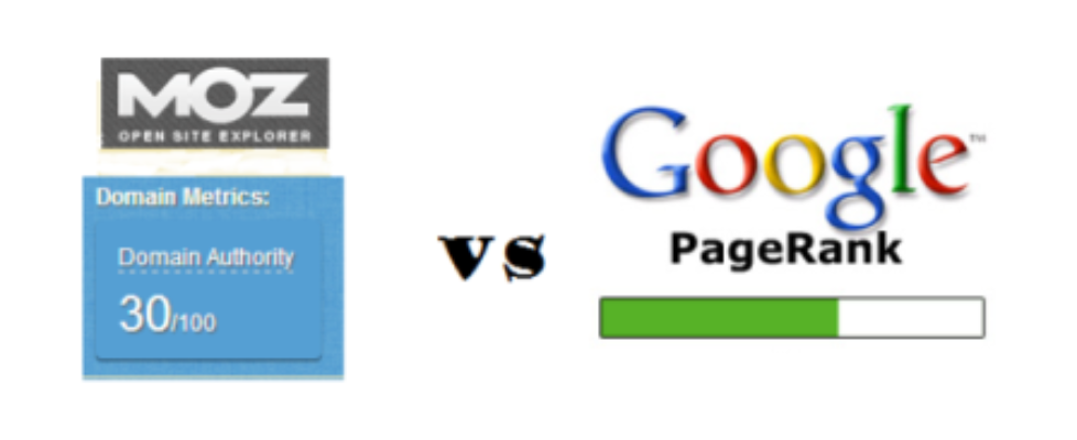 moz and google