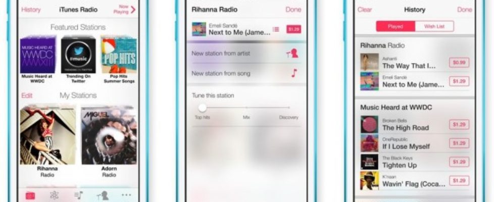 enable iTunes Radio from any country without jailbreak