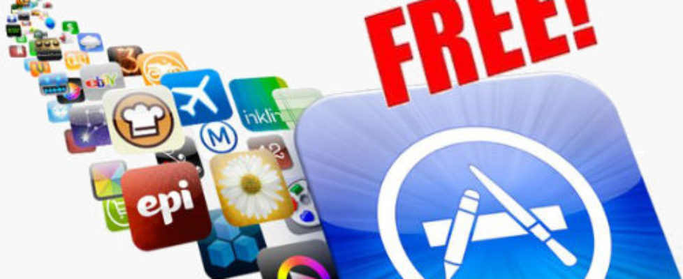 iOS games and apps gone free