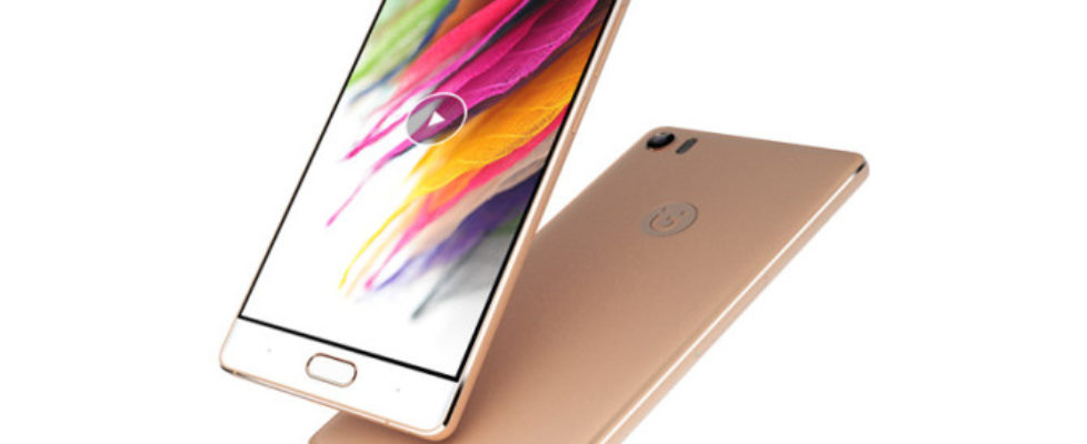Gionee Elife S8