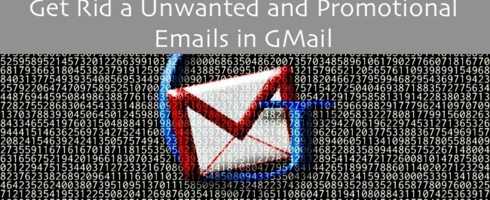 unwanted emails