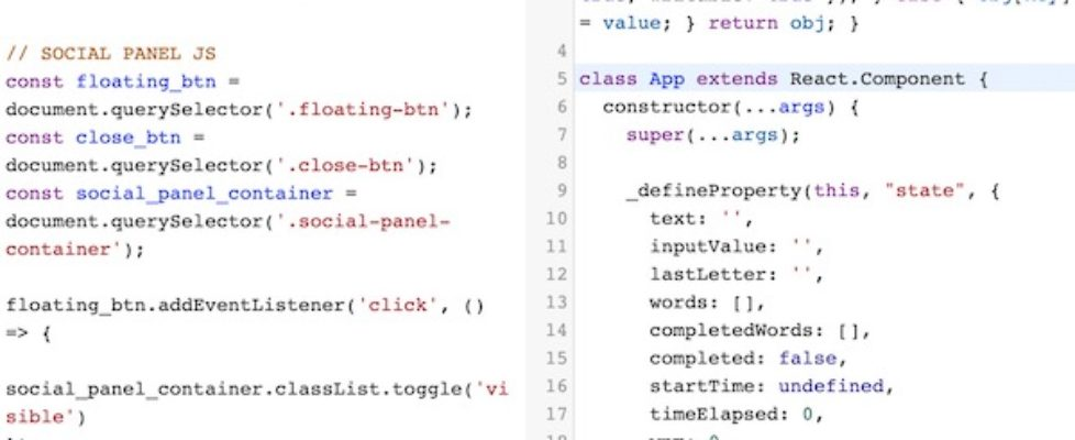 Babel to JS